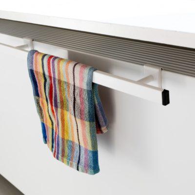 Sentimo radiatorkast handdoekhouder chrome